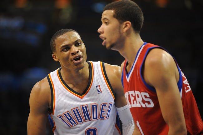 76ers vs. Thunder - 12/5/14 NBA Pick, Odds, and Prediction