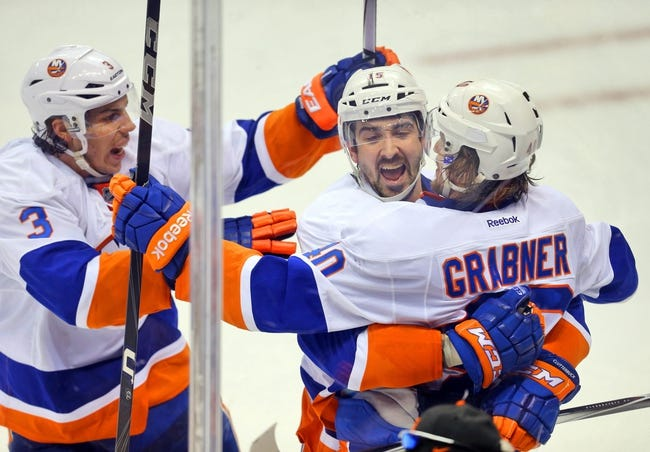 New York Islanders vs. Winnipeg Jets - 10/28/14 NHL Pick, Odds, and Prediction