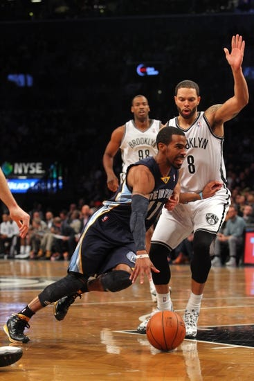 Brooklyn Nets vs. Memphis Grizzlies - 1/14/15 NBA Pick, Odds, and Prediction