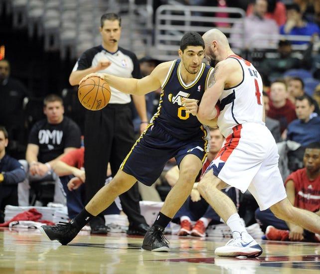 Wizards vs. Jazz - 12/14/14 NBA Pick, Odds, and Prediction
