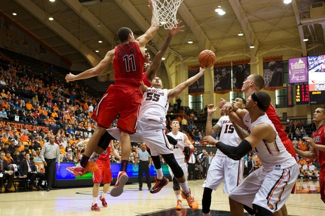 Oregon State vs. Arizona - 1/11/15 College Basketball Pick, Odds, and Prediction