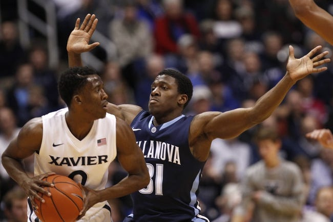 Villanova vs. Xavier - 1/14/15 College Basketball Pick, Odds, and Prediction