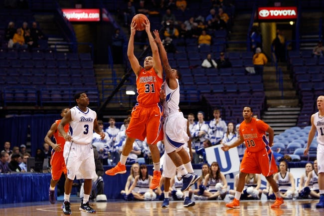 Evansville vs. Ohio - 12/18/14 College Basketball Pick, Odds, and Prediction