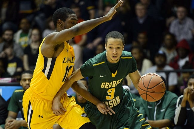 George Mason vs. College of Charleston - 11/23/14 College Basketball Pick, Odds, and Prediction