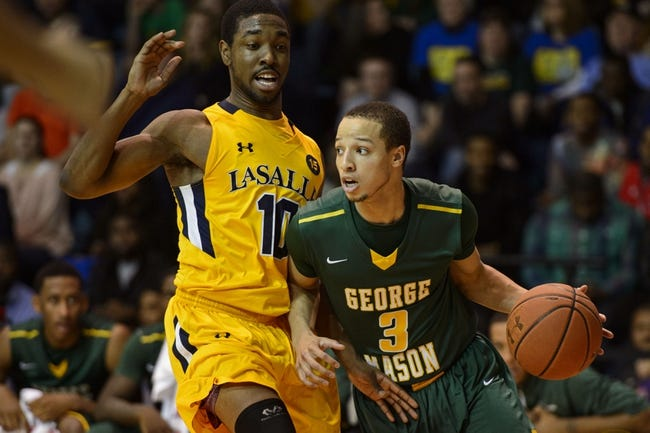 George Mason vs. Massachusetts - 1/11/15 College Basketball Pick, Odds, and Prediction