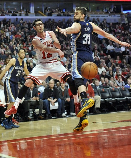 Memphis Grizzlies vs. Chicago Bulls - 12/19/14 NBA Pick, Odds, and Prediction
