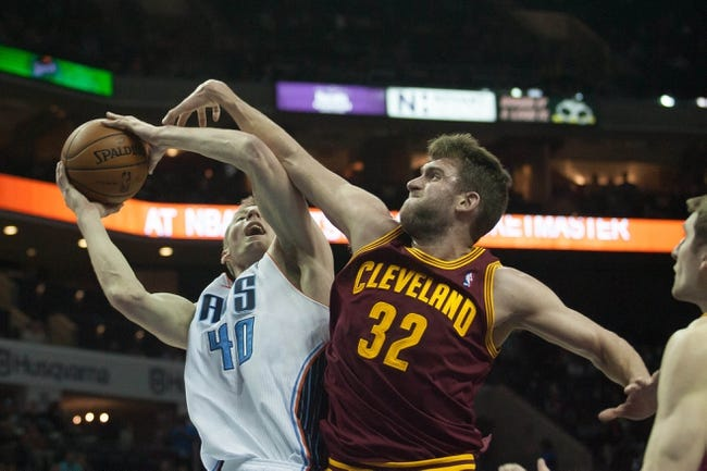 Cleveland Cavaliers vs. Charlotte Bobcats - 4/5/14