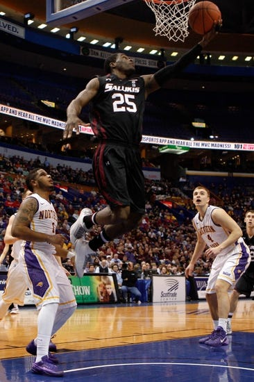 Southern Illinois vs. Air Force - 11/13/15 College Basketball Pick, Odds, and Prediction