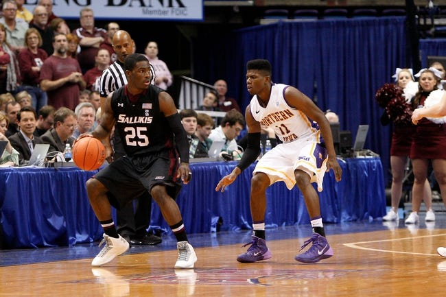 Southern Illinois vs. Bradley - 1/21/15 College Basketball Pick, Odds, and Prediction