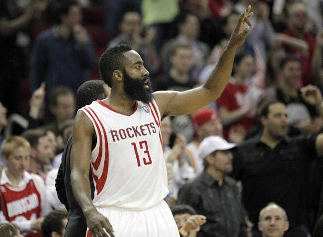 Houston Rockets vs. Indiana Pacers - 1/19/15 NBA Pick, Odds, and Prediction