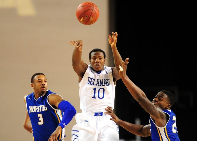 Hofstra Pride vs. Delaware Blue Hens - 1/5/15 College Basketball Pick, Odds, and Prediction