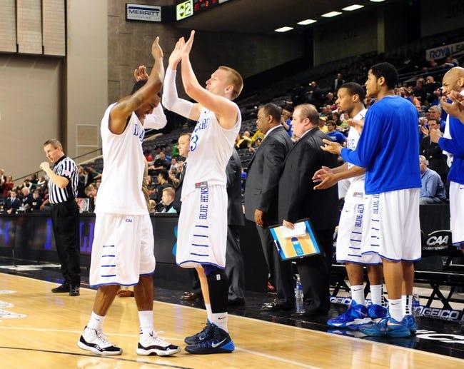 Delaware vs. St. Bonaventure - 12/30/14 College Basketball Pick, Odds, and Prediction