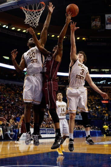 Wichita State Shockers vs. Missouri State Bears - 2/7/15 College Basketball Pick, Odds, and Prediction