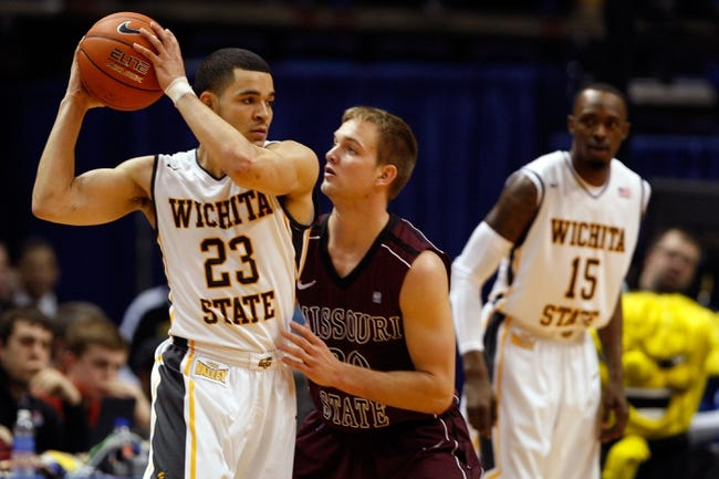 Wichita State vs. Missouri State - 2/18/16 College Basketball Pick, Odds, and Prediction