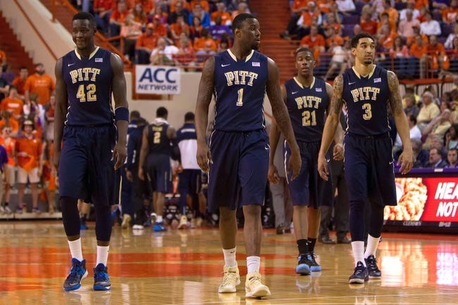 Pittsburgh vs. Clemson - 1/10/15 College Basketball Pick, Odds, and Prediction