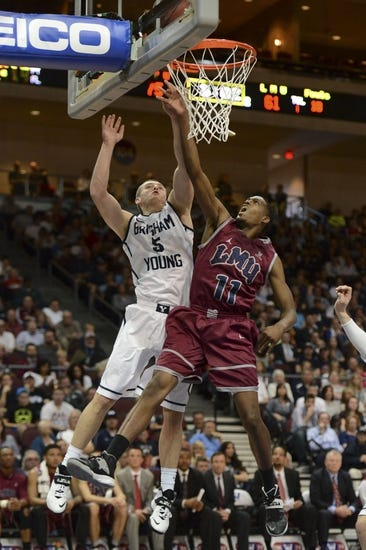 BYU vs. Loyola Marymount - 1/10/15 College Basketball Pick, Odds, and Prediction