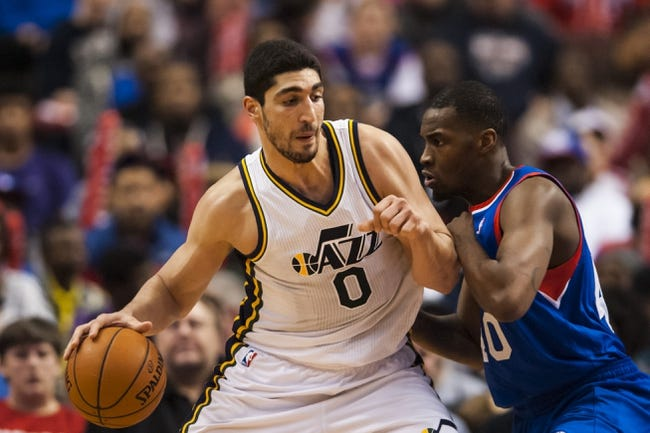 Philadelphia 76ers vs. Utah Jazz - 3/6/15 NBA Pick, Odds, and Prediction