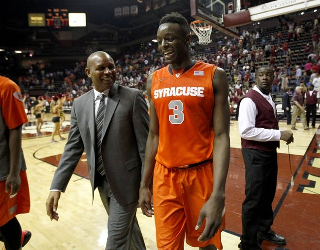 NBA Draft 2014 Player Profile: Jerami Grant