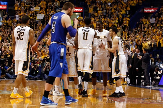 Wichita State vs. Indiana State - 2/11/15 College Basketball Pick, Odds, and Prediction