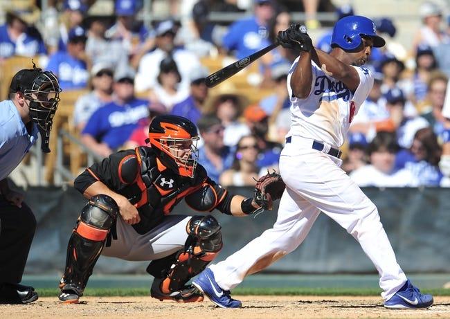 Los Angeles Dodgers vs. San Francisco Giants MLB Pick, Odds, Prediction 4/4/14