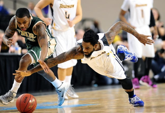 William & Mary vs. Towson - 12/31/15 College Basketball Pick, Odds, and Prediction