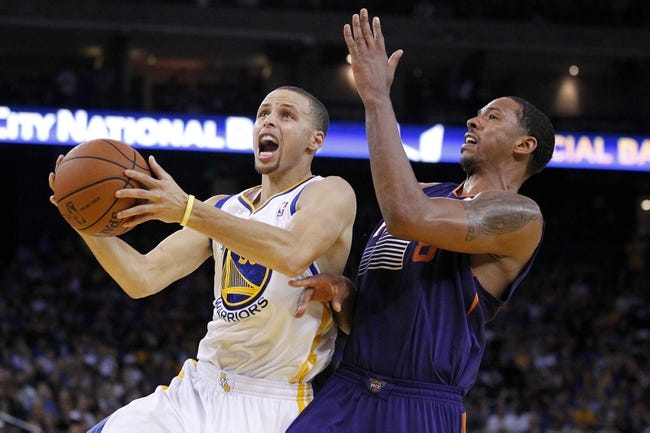 Suns vs. Warriors - 11/9/14 NBA Pick, Odds, and Prediction