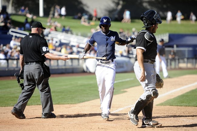 Brewers vs. White Sox - 5/11/15 MLB Pick, Odds, and Prediction