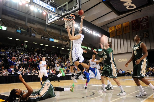 Delaware Blue Hens vs. William & Mary Tribe - 1/21/15 College Basketball Pick, Odds, and Prediction