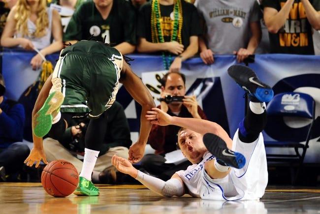 Delaware vs. College of Charleston - 1/31/15 College Basketball Pick, Odds, and Prediction