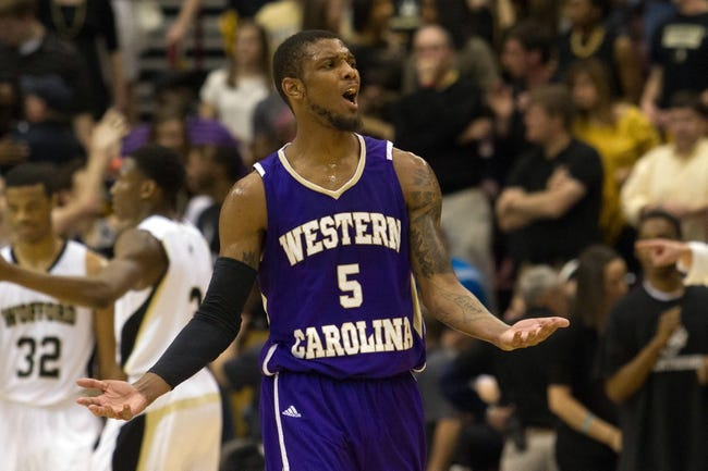 Western Carolina vs. Wofford - 2/14/15 College Basketball Pick, Odds, and Prediction