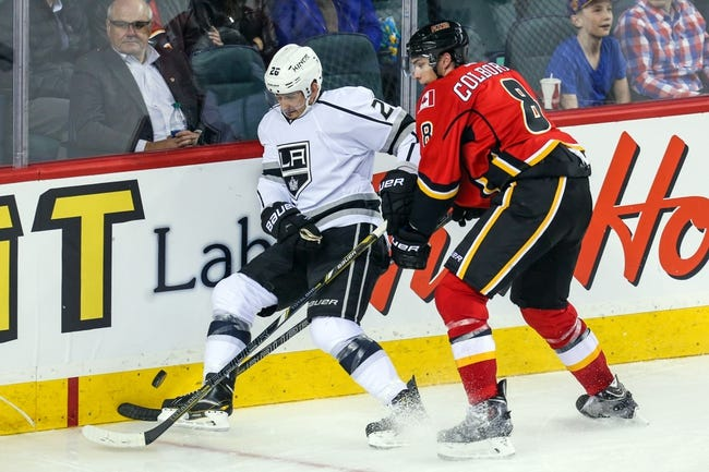 Calgary Flames vs. Los Angeles Kings Pick-Odds-Prediction - 4/9/14