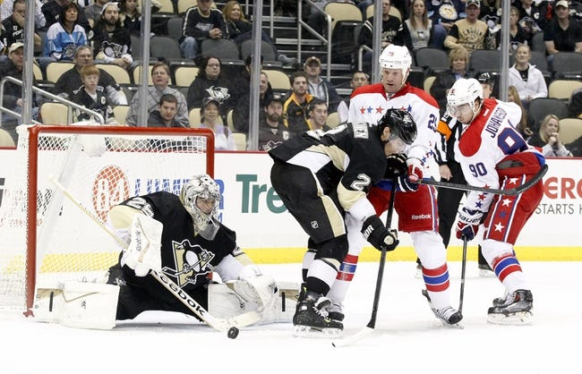 NHL | Washington Capitals (17-11-6) at Pittsburgh Penguins (22-7-5)