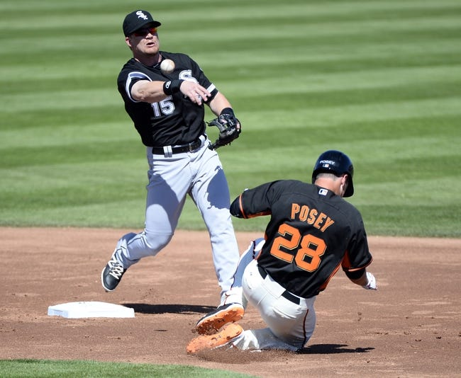 Chicago White Sox vs. San Francisco Giants MLB Pick, Odds, Prediction 6/17/14