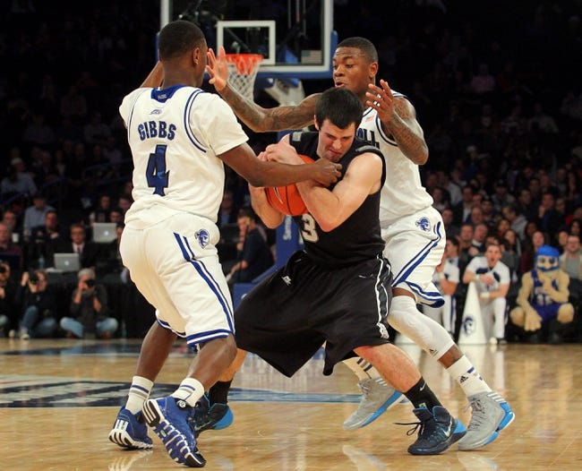 Seton Hall Pirates vs. Butler Bulldogs - 1/13/15 College Basketball Pick, Odds, and Prediction
