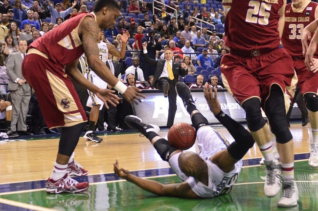 Georgia Tech vs. Boston College - 1/25/15 College Basketball Pick, Odds, and Prediction