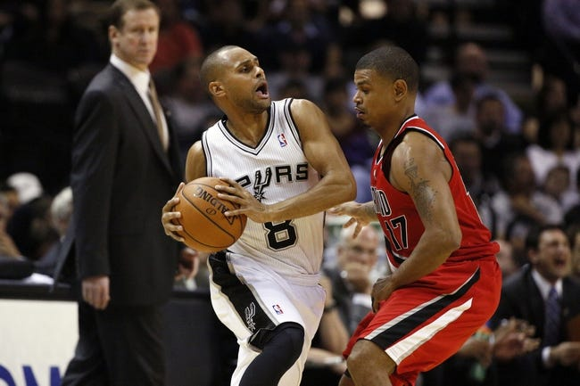 San Antonio Spurs vs. Portland Trail Blazers Series Prediction, Odds, Pick
