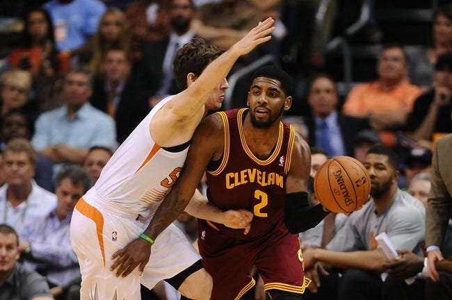 Phoenix Suns vs. Cleveland Cavaliers - 1/13/15 NBA Pick, Odds, and Prediction