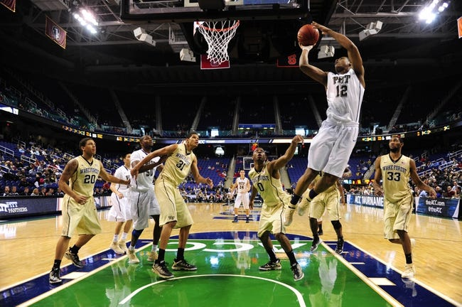 Wake Forest Demon Deacons vs. Pittsburgh Panthers - 3/1/15 College Basketball Pick, Odds, and Prediction
