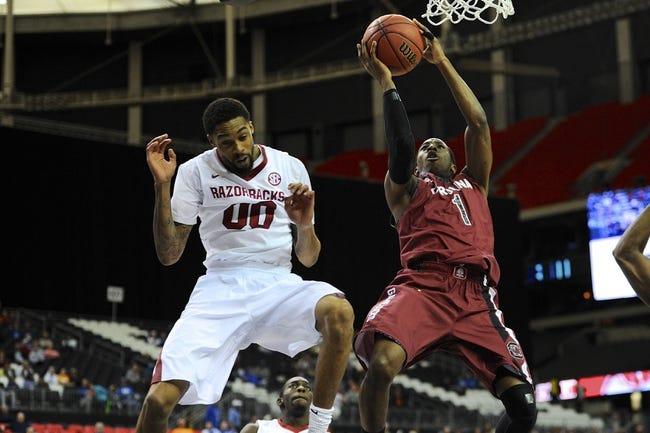 Arkansas vs. South Carolina - 2/3/15 College Basketball Pick, Odds, and Prediction