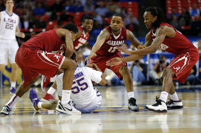 Alabama vs. UCLA - 12/28/14 College Basketball Pick, Odds, and Prediction