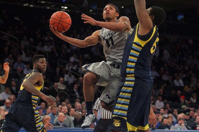 Xavier vs. Northern Arizona - 11/14/14 College Basketball Pick, Odds, and Prediction