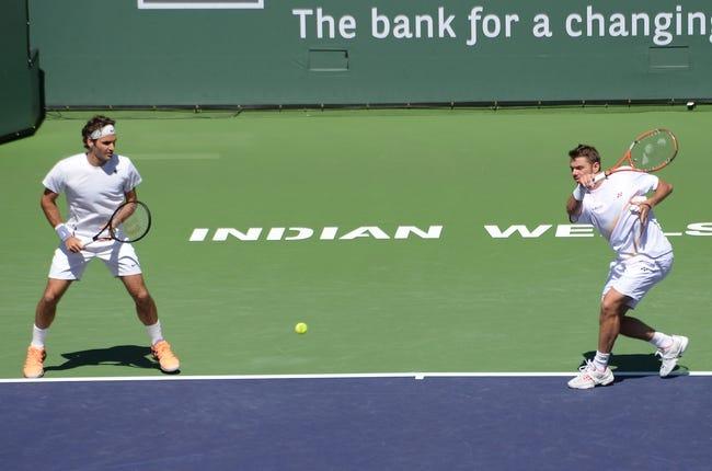 Stanislas Wawrinka vs. Roger Federer 2014 Wimbledon Pick, Odds, Prediction