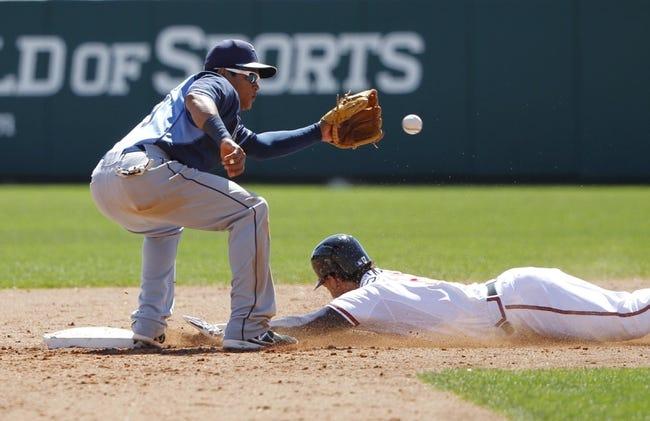 MLB | Tampa Bay Rays (21-18) at Atlanta Braves (18-19)