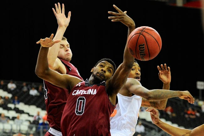 South Carolina vs. Clemson - 12/19/14 College Basketball Pick, Odds, and Prediction