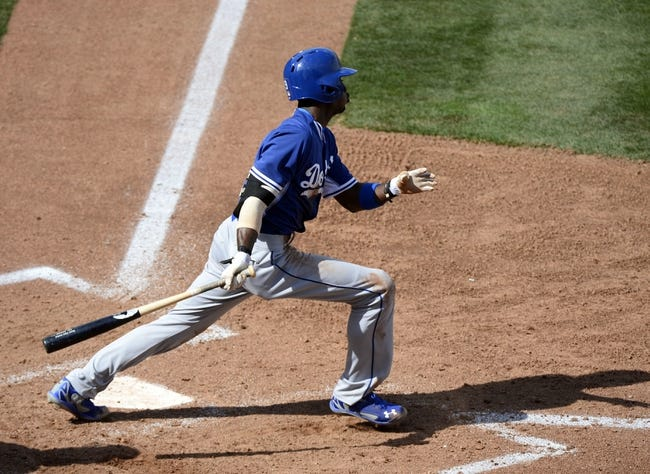 Los Angeles Dodgers vs. Chicago Cubs Pick-Odds-Prediction - 8/1/14