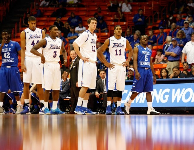 Tulsa vs. Connecticut - 1/13/15 College Basketball Pick, Odds, and Prediction