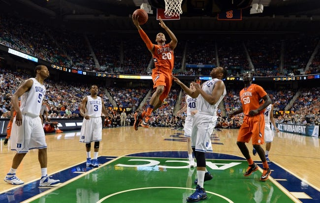 Duke vs. Clemson - 2/21/15 College Basketball Pick, Odds, and Prediction