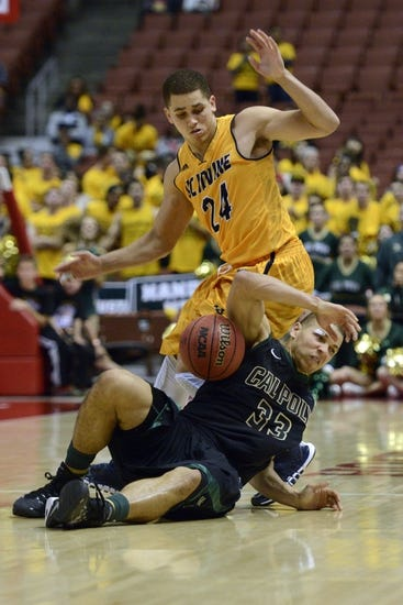 UC Irvine Anteaters vs. Cal Poly Mustangs -  College Basketball Pick, Odds, and Prediction