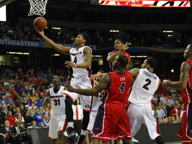 Georgia vs. Ole Miss - 1/20/15 College Basketball Pick, Odds, and Prediction