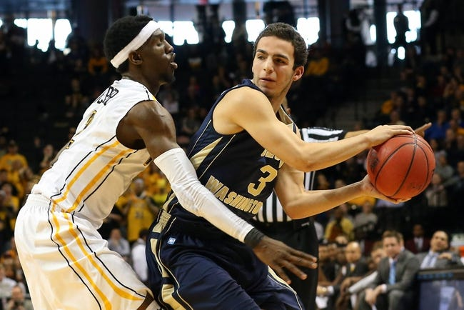 VCU vs. George Washington - 1/27/15 College Basketball Pick, Odds, and Prediction